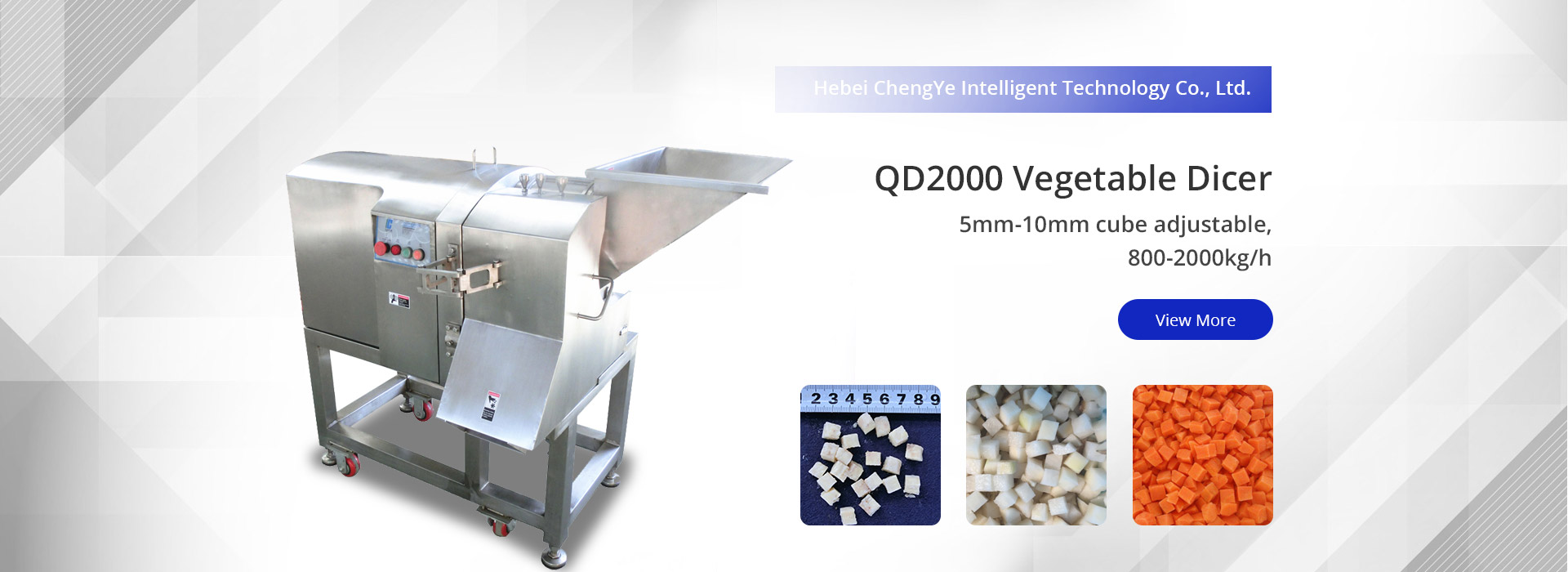 QD2000 Vegetable Dicer