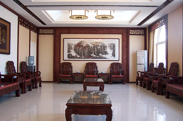 Guest's Meeting Room