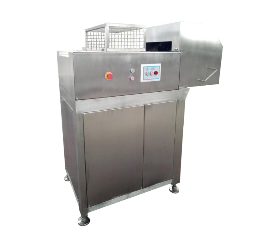 QK140 Frozen Meat Cutter